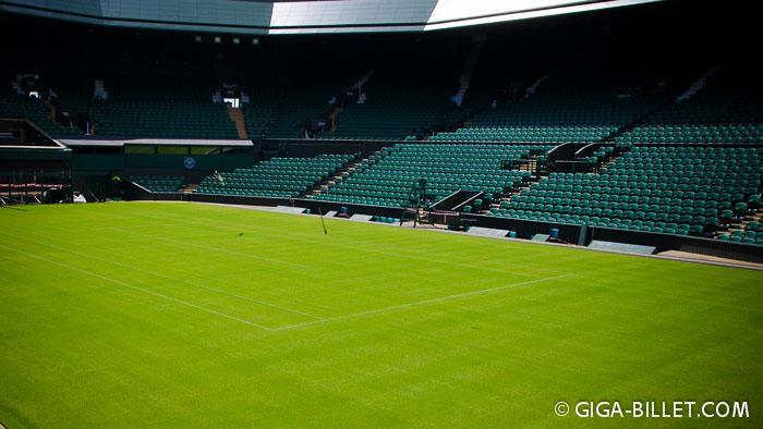 Billets Tournoi de Wimbledon Places 2014