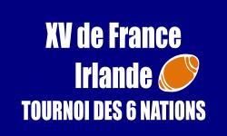 Billets France Irlande 6 Nation