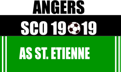 Place Match Ligue 1 Angers ASSE