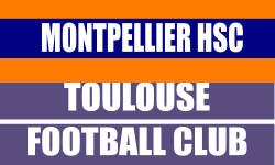 PLace Montpellier HSC - Toulouse