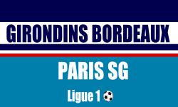 Billet Bordeaux PSG