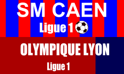 Billet SM Caen Lyon foot