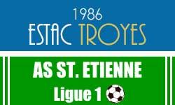 Billets Troyes ST. Etienne