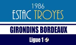 Place de Foot: Troyes - Bordeaux