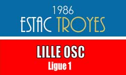 Billetterie ESTAC Troyes Lille