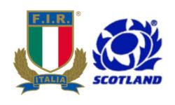 Écosse - Italie Rugby