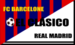 Billets El Clasico match de foot