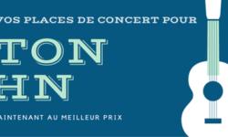 Billet Concert Elton John