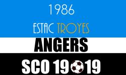 Place de foot ESTAC Troyes - Angers SCO