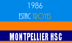 ESTAC Troyes Montpellier Match Ligue 1