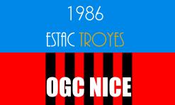 Billets Troyes OGC Nice