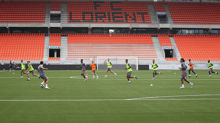 FC Lorient - Stade du Moustoir