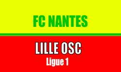 Billets Nantes Lille foot