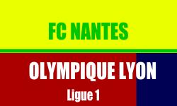 Billet FC Nantes Lyon foot