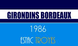 Billets Ligue 1: Gironds Bordeaux - ESTAC Troyes