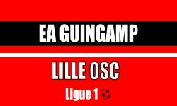 Billet Guingamp Lille OSC