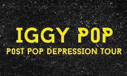 Iggy pop tournee 2016