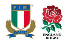 Italie - Angleterre Rugby