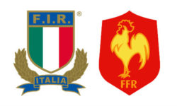 Italie - France Rugby