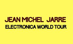 Jean Michel Jarre Place de concert 2016