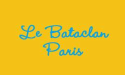 Le Bataclan Paris concert programme