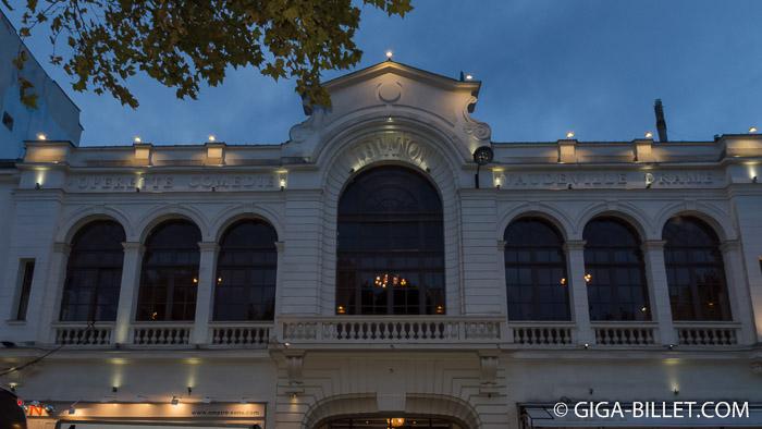 Billetterie le trianon paris for Trianon plan salle