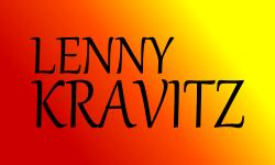 Billet Lenny Kravitz