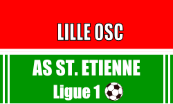 Billet Lille Saint Etienne