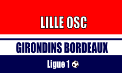 Billet LOSC Bordeaux