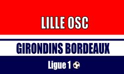 Billet LOSC Bordeaux
