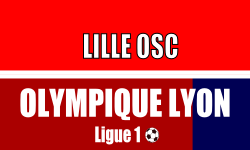 Billet LOSC Lyon foot match ligue 1