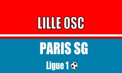 Billet Lille PSG