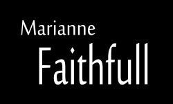 Billet Marianne Faithfull