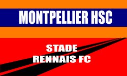 Place de Foot ligue 1 Montpellier - Rennes