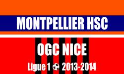 Billet Montpellier HSC OSG Nice