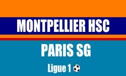 Billet Montpellier PSG