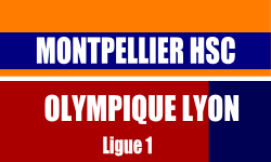Billet Montpellier Lyon Ligue 1