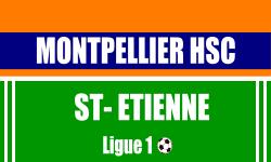 Billet Montpellier - Saint-Etienne