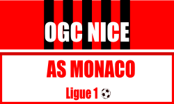 Billet OGC Nice AS Monaco