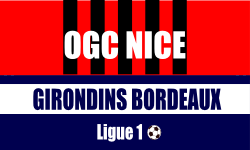 Billet OGC Nice Bordeaux foot