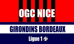 Billet OGC Nice Bordeaux foot