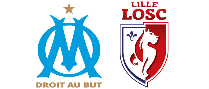 Olympique De Marseille Om Losc Lille