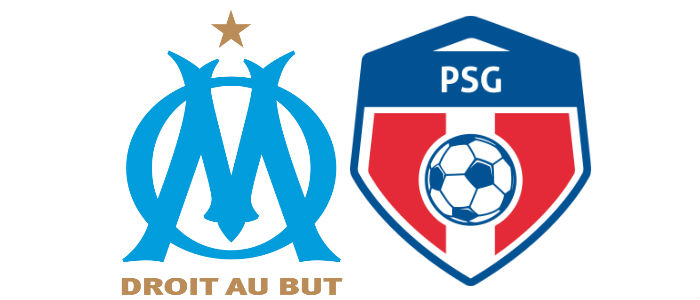 Olympique de Marseille ( OM ) - Paris Saint Germain ( PSG )