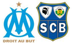 Olympique de Marseille ( OM ) - SC Bastia Billets