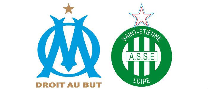 Olympique de Marseille ( OM ) - Saint-Etienne ( ASSE )