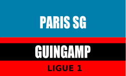 Billets PSG Guingamp Ligue-1