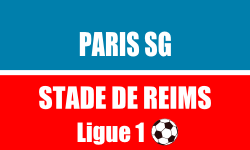 Billet PSG Reims