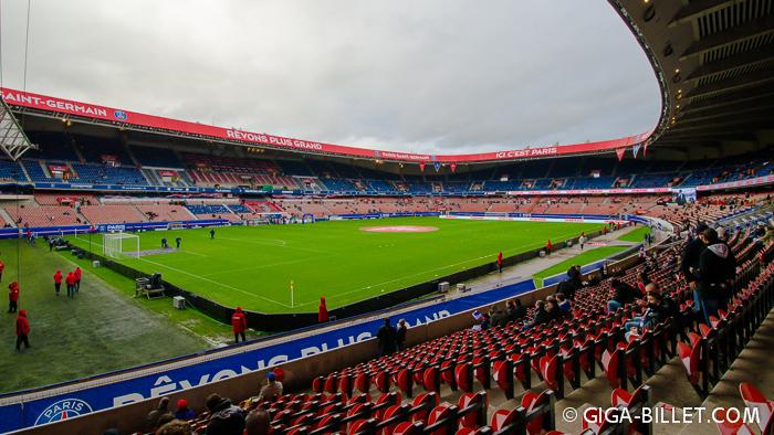 Parc des Princes - PSG Paris St. Germain - Tribune Paris