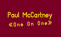 Paul Mccartney Tournee France 2016