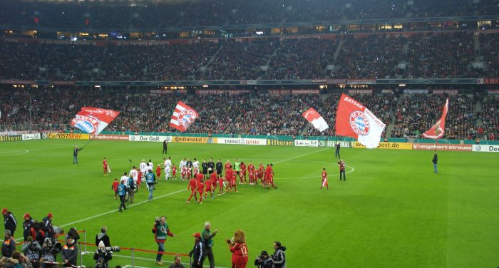 Place Match Bayern Munich